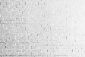 White concrete brick wall textures background